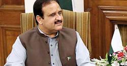 وزیراعلیٰ پنجاب عثمان بزدارکی لائن آف کنٹرول پربھارتی فوج کی بلااشتعال فائرنگ کی شدید مذمت