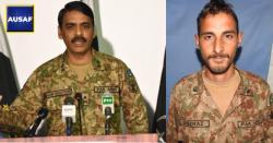 بھارت کا بزدلانہ حملہ ۔۔ پاکستان کا ایک اور بیٹا شہید :ترجمان پاک فوج