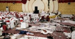 کابل، خود کش حملے کا نشانہ بننے والی شادی کی تقریب میں دلہا اور دلہن دونوں زندہ بچ گئے