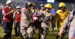 ہونڈراس میں فٹبال شائقین کی ہنگامہ آرائی کے نتیجے میں تین افراد ہلاک