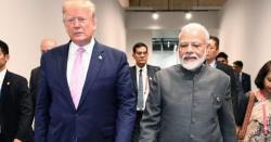 ڈونلڈ ٹرمپ نے نریندر مودی پر زور دیا کہ وہ پاکستان کے ساتھ کشیدگی کو کم کریں