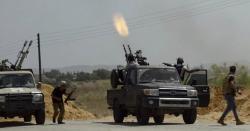 لیبیا: خلیفہ خفتر کی نگرانی میں مصرات شہر میں ترک فوجی اڈ ے پر فضائی حملہ