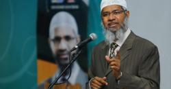 ذاکر نائیک نے ملائیشیا میں اپنی ایک تقریر کے دوران متنازع کلمات پر معافی مانگ لی