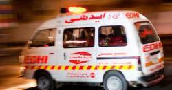 پاکستانی صوبائی وزیر کی گاڑی کوحادثہ، بھتیجی جاں بحق، 2 بیٹیاں شدید زخمی
