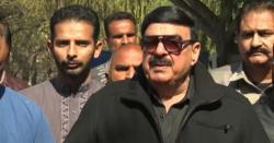 پاکستان پر حملہ ہوا خطے کا نقشہ بدل جائے گا، شیخ رشید