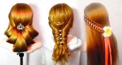 خوبصورتی کے لئے لمبے بالوں کی اہمیت