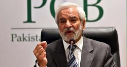 پاکستان میں پروفیشنل ازم کا معیار دوسرے ملکوں سے بہت کم ہے،احسان مانی