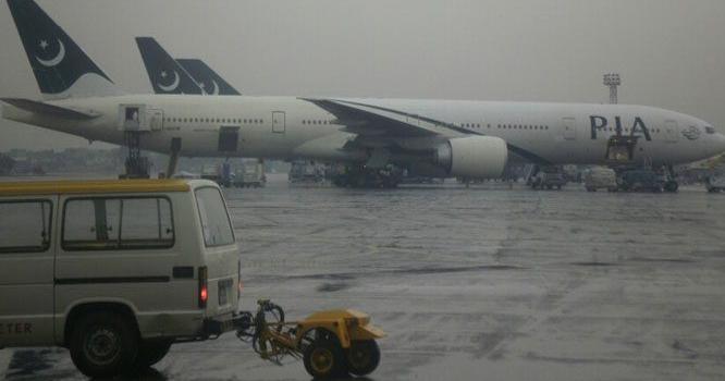 خراب موسم کےبعد کل بھی پروازیں منسوخ رہیں گی