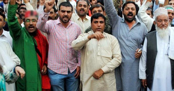 تاجران کے بھرپور احتجاج پر حکومت پاکستان نے 30ستمبر تک تاجران سے ٹیکس وصولی موخر کردی، کاشف چوہدری