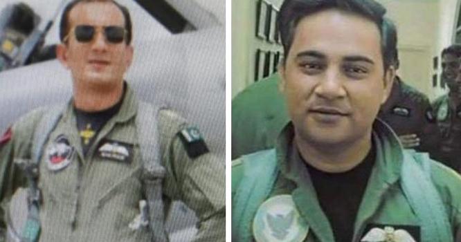بھارتی طیارے گرانے والے نعمان علی کیلئے ستارہ جرات، حسن صدیقی کیلئے تمغہ جرات
