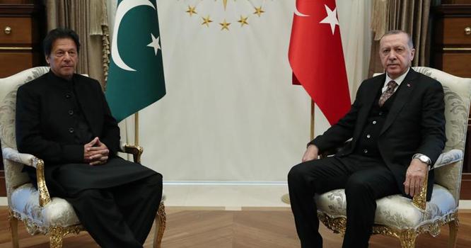ترکی کا کشمیر پر اقوام متحدہ کی سلامتی کونسل کے اجلاس کا خیرمقدم