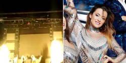 نامور پاپ گلوکارہ و اسٹیج ڈانسر پرفارمنس کے دوران حادثے میں چل بسیں