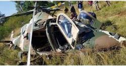 ناروے میں ہیلی کاپٹر گرنے سے چار افراد ہلاک