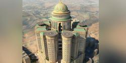 ''سعودی عرب میں دنیا کا سب سے بڑا ہوٹل ''