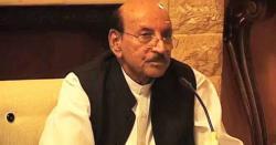 سائیں قائم علی شاہ کا خود سے متعلق دلچسپ بیان سب کی توجہ کا مرکز بن گیا
