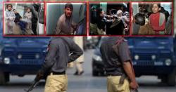 پاکستان کی فرشتہ صفت ''باپردہ پولیس'' نے پاکستان کے انتہائی ظالم عوام پر تھانے میں سمارٹ فون لانے پر پابندی لگا دی