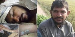 انصاف کی جانب پہلا بڑا قدم ، پولیس حراست میں جاں بحق صلاح الدین کے والد کی فریاد سن لی گئی