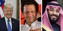 ''سعودی ولی عہد محمد بن سلمان گڑ بڑکررہا ہے'' ٹرمپ نے عمران خان کو حیران کن پیغام بھجوا دیا