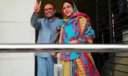 لاہور ہائی کورٹ راولپنڈی بنچ نے فریال تالپور کو سندھ اسمبلی کے اجلاس میں شرکت کی اجازت دے دی