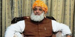 جمعیت علما اسلام (ف) کے سربراہ مولانا فضل الرحمن نےاکتوبر2019ء کے اواخر میں