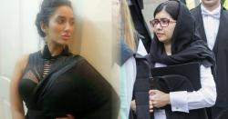 پاکستان کی بولڈ اداکارہ متھیرا، ملالہ یوسفزئی پر چڑھ دوڑیں ، کیا کچھ کہہ دیا ، جانیں