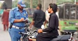 آج کے بعد پاکستان میں ٹریفک پولیس یہ کام نہیں کر سکتی