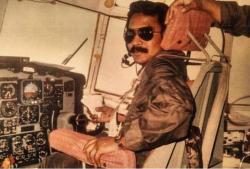 پاک فضائیہ کے اسکوارڈن لیڈر شہید محمد ندیم قاسمی کی جگہ 22 سال بعد اُن کے بیٹے نے لے لی