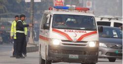 خیبر پختونخوا میں مٹی کا تودا گرنے سے چار افرادجاں بحق