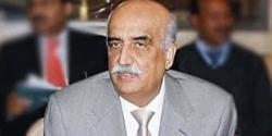 نیب نے آج اسلام آباد سے سید خورشید شاہ کو حراست میں لے لیا' نیب سکھر نے آج انہیں طلب کر رکھا تھا' خورشید شاہ نے خط لکھ کر نیب کو اطلاع دی