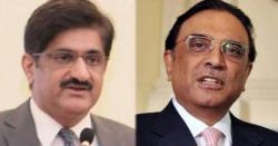 حکومت نے وزیراعلیٰ سندھ سمیت جسے گرفتار کرنا ہے کر لے ،زرداری