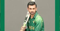 شعیب ملک نے شاندار اعزاز اپنے نام کر لیا ، پاکستان کے واحد کھلاڑی بن گئے