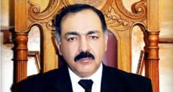 وزیر داخلہ کی گور نر بلوچستان امان اللہ یاسین زئی سے ملاقات ، صوبے میں امن وامان کی صورتحال پر تبادلہ خیال