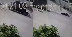 اسلام آباد میں اہم شخصیت کے بیٹے کو اہلیہ کے سامنے گاڑی تلے کچل دیا گیا