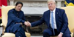 عمران خان کو ٹرمپ کا اہم پیغام پہنچا دیا گیا ، امریکی صدر نے کیا کہا ؟ جانئے