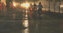 زلزلے کے بعد کئی روز کیلئے موسلادھار بارشوں اور طوفان کا الرٹ جاری کر دیا گیا