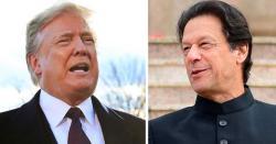 عمران خان کے بیانات سے ٹرمپ بھی خوش