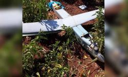 ترکی نے فضائی حدود کی خلاف ورزی پر نامعلوم ڈرون مار گرایا