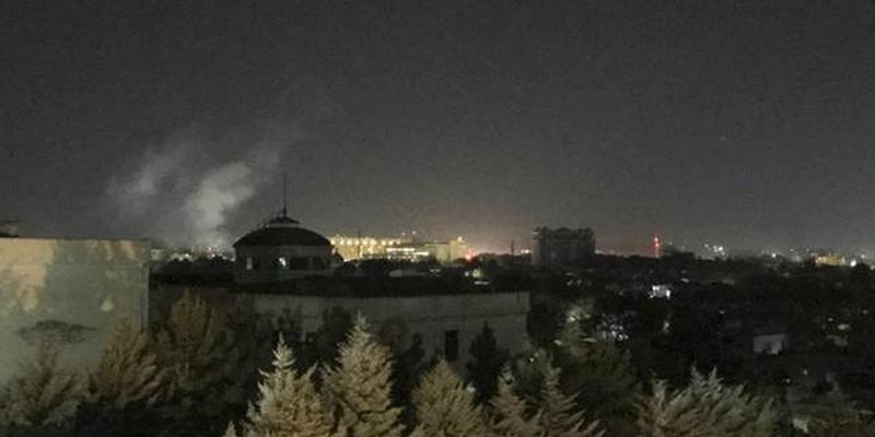 9/11 کی اٹھارویں برسی پر کابل میں امریکی سفارتخانے پر بڑا حملہ