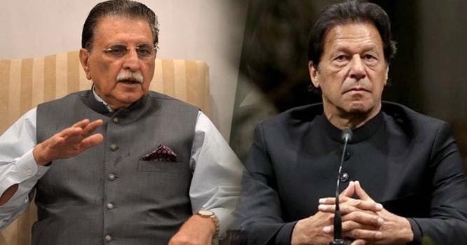 عمران خان کی سربراہی میں ایل او سی کراس کرنے کے فیصلے کے حوالے سے بڑی بریکنگ نیوز