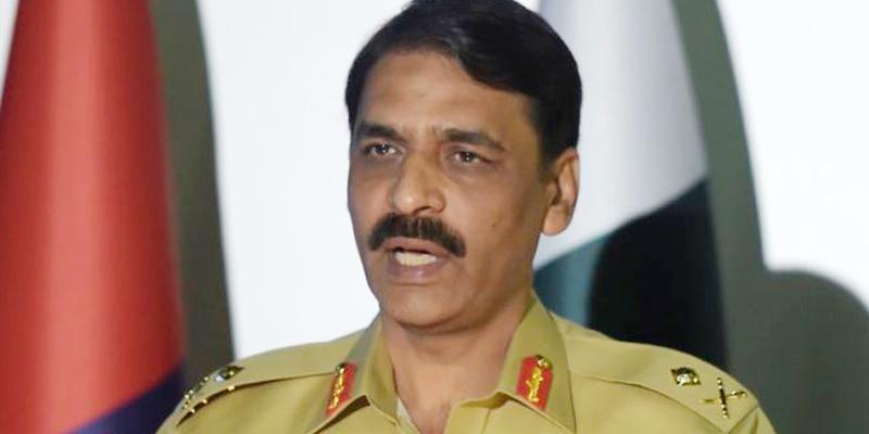 آزاد کشمیر پر قبضے سے پہلے اپنی ایئر فورس سے ضرور۔۔۔!!! ترجمان پاک فوج نے بھارتی وزیر کو کرارا جواب دیدیا