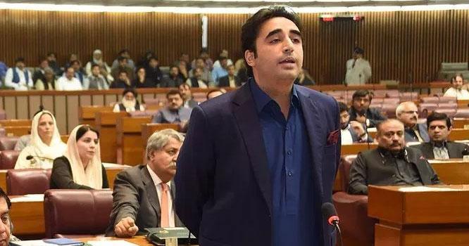 کراچی پر غیر آئینی قبضے کی کوشش کی تو حکومت کو گھر جانا پڑے گا،بلاول بھٹو