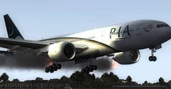 لاہور سے جدہ جانے والی پی آئی اے کی پرواز میں آگ لگ گئی