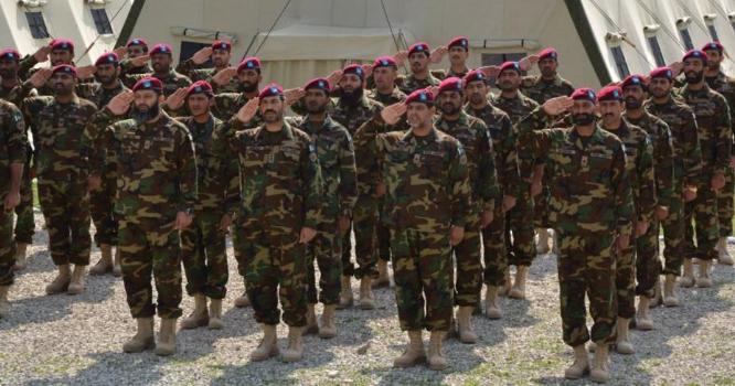 روس کی ہمراہی میں پاک فوج حرکت میںآگئی