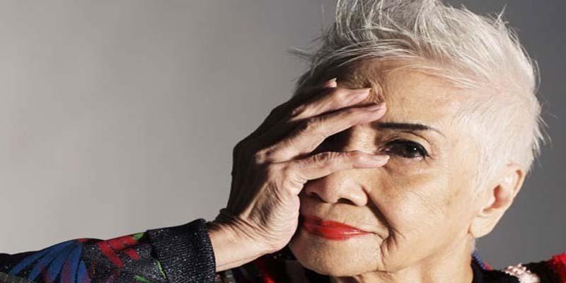 ایشیاءکی سب سے عمررسیدہ ماڈل، 96 سالہ ایلس پینگ