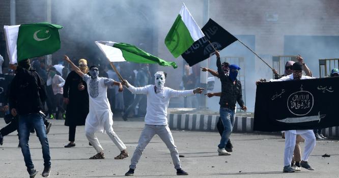 مقبوضہ کشمیر اور ملکی صورتحال