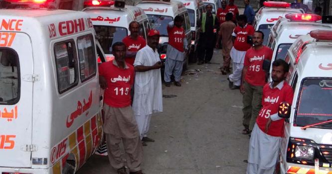 اتوار کا دن پاکستان میںسوگ کا دن بن گیا