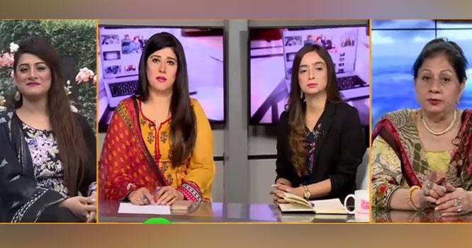 'شوہر کے سامنے منہ بند رکھو، روٹی نہیں بناسکتی تو شادی نہ کرو' مسز خان نے فیمنسٹوں کو آڑے ہاتھوں لے لیا، ویڈیو وائرل