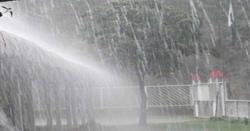 بارشوں کا طاقتور سسٹم پاکستان میں داخل