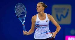 کیرولینا اور کرسٹیانا چائنا اوپن ٹینس ٹورنامنٹ ویمنز ڈبلز کوارٹر فائنل ..