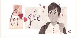 چاکلیٹی ہیرووحید مراد کی سالگرہ ،گوگل ڈوڈل کا خراج تحسین